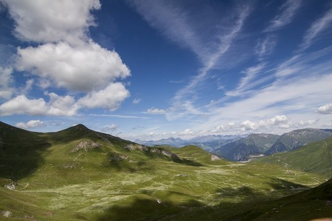 Panoramas du beaufortain Savoie Nature Michel Mirabail